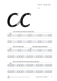 Morrells Joining Letters Free Sample Morrells Handwriting