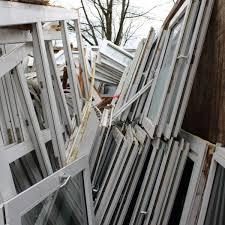 Gross Wokern Alte Fenster Wiederverwerten Svzde