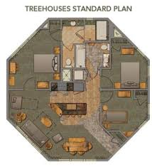 Fine Tree House Floor Plans For Adults Plan Also Disney Saratoga Springs With Models Design