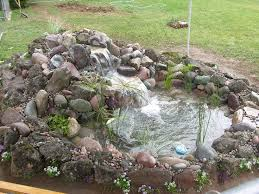 Small Picture Pond Waterfall Design Ideas geisaius geisaius