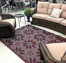 2 pieces indoor outdoor rug rv mat patio camping reversible rug 5x7