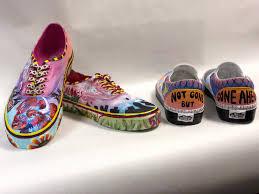 Vans Slip Ons Designs Two Oklahoma High Schools In Top 50 Of Nationwide Vans Shoe