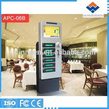 How Much Money Does A Vending Machine Make Awesome Make Money Vending Machine Cell Phone Charger Kiosk Apc48b Buy