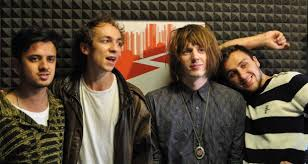 Time to take another ride on the Mystery Jets train