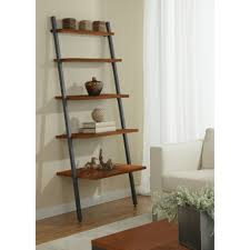 Corner Bookcase Plans Leaning Ladder Bookcase Plans Doherty House Leaning Ladder