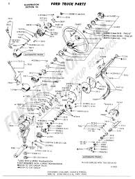 1966 ford f250 wiring diagram images 1986 jeep cj gauge wiring the ford 3 speed manual shift column explored fordificationcom