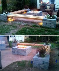 cinderblock furniture. Cinder Block Furniture Backyard Luxuriant Patio Designs Bench Beautiful Creative Best Ideas On Cinderblock