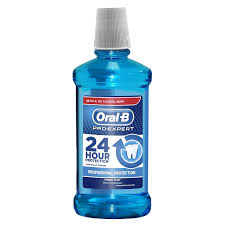 Oral B Pro Expert Professional Protection Mouthwash 500 Ml
