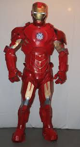 picture of iron man costume