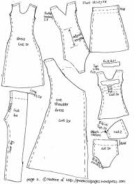 How To Make A Dress Pattern Cool How To Sew Without A Pattern Fashion Sewing Tips Sewing