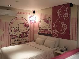 kitty room decor. Wonderful Room Hello Kitty Bedroom Decor With Room O