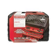 craftsman tool kit. craftsman 240 piece socket/wrench set (947750) - socket sets ace hardware tool kit 0