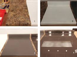 can you paint kitchen countertops prime and paint your