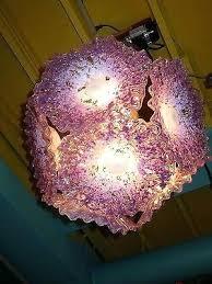 blown glass flower chandelier blown glass chandelier flower light chandelier glass lamp purple pink hand blown glass flower chandelier