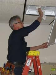 Sunshine Lighting Company offers light fixture cleaning to optimize the  efficiency of your lighting system. Even when your lightbulbs are still  working, ...