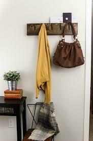 Build Your Own Coat Rack Industrial Chic Coat Rack Modern industrial Coat racks and DIY ideas 21