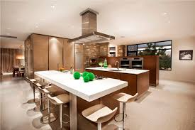 Modern Kitchen Living Room Modern Living Room With Open Kitchen Modern Living Room With Open