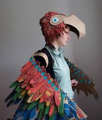Lottie Smith   Parrot Wearable
