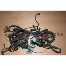 land rover engine wiring harness series 2 2a land rover series main wiring harness 579034