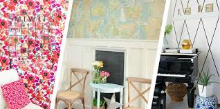 Seven Easy Ways To Create A Temporary Statement Wall Apartments Inspiration 2 Bedroom Apartments Bellevue Wa Decor Painting