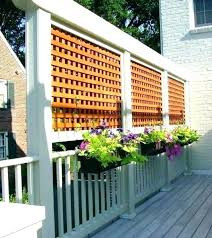 apartment patio privacy ideas. Outdoor Privacy Curtains Apartment Patio Screen Ideas Keep Your Neighbors From Snooping .