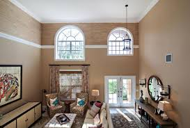 Paint For Living Room With High Ceilings Tips On Painting High Ceilings Janefargo
