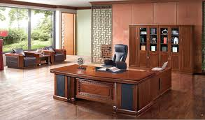 office wood desk. simple office wood desk solid wooden executive with left return throughout creativity ideas g