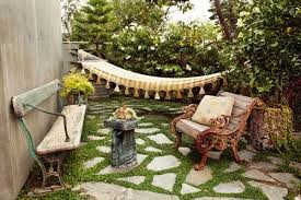Small Picture Small Garden Ideas Pinterest Photograph Small Backyard Gar