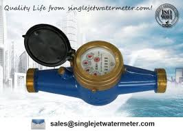 customized garden hose water meters 3 inch smart water flow rate meter images