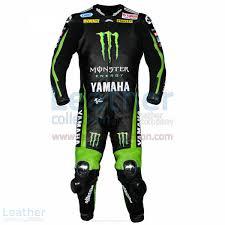 Bradley Smith Yamaha Monster Energy 2015 Leathers