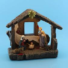 outdoor nativity set beautiful home decor nativity scene figurines set and house with of