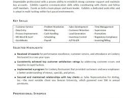 Resume What Skills To Put A Awesome Lis And Resume For A
