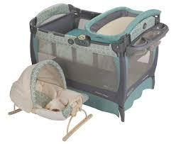 playpen and bassinet combo  bassinet decoration