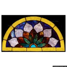 stained glass transom windows panel 5483 panel 5483
