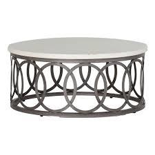 amusing outdoor metal coffee table 0 44135