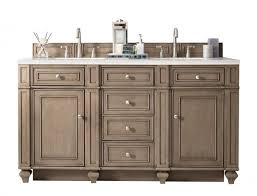 Innovation Double Sink Bathroom Vanity Decorating Ideas 60 Inch Antique Whitewashed In