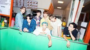 BTS Dynamite Group Members 4K Wallpaper ...