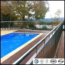 pool stair rail swimming pool rail rust stair railing swim pool above ground pool step rails pool stair rail