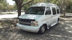 1999 Chevy Mark lll Astro Van - YouTube