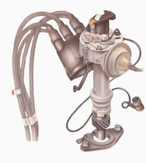 fitting and adjusting contact breaker points how a car works removing and refitting the distributor