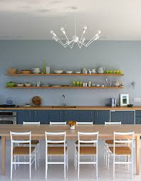 Ideas Of Using Open Kitchen Wall Shelves Shelterness