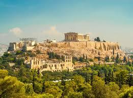 Природа и население Древней Греции vizit  Побережье древней Греции изрезано морскими заливами удобными для стоянки кораблей Большой морской залив между древней Грецией и Малой Азией называется