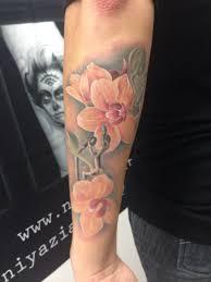 орхидея тату что обозначает тату орхидея значение у парней