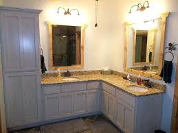 modern corner double vanity l shaped double sink bathroom vanity corner double vanity dimensions corner double vanity