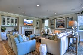 traditional family room furniture. Basement Layout Idea: Summer House - Traditional Family Room Orange County Details A Design Firm Furniture E