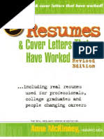 Resumes And Cover Letters Resume Job Interview