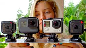 Compare Gopro Models Chart Which One Is Better Gopro Comparison Ijustine