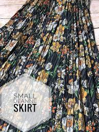 Deanne Skirt Size Chart Sonlet The Lularoe Online Catalog Open 24 7 Deanne