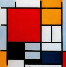what s the problem multiculturalism pandaemonium mondrian composition in red yellow and blue
