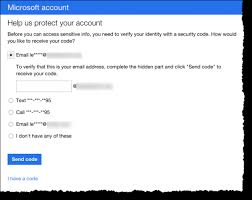 How To Change Your Phone Number How Do I Change The Mobile Number Associated With My Hotmail Account